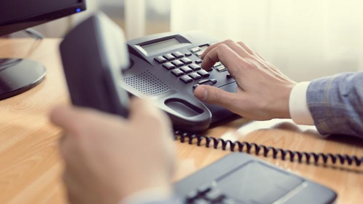 Premise telephone service