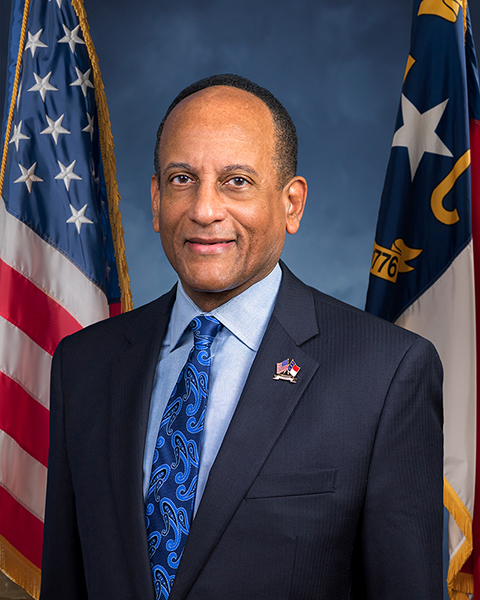 Secretary Larry Hall