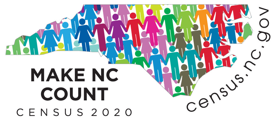 Make NC Count   Census.NC.Gov