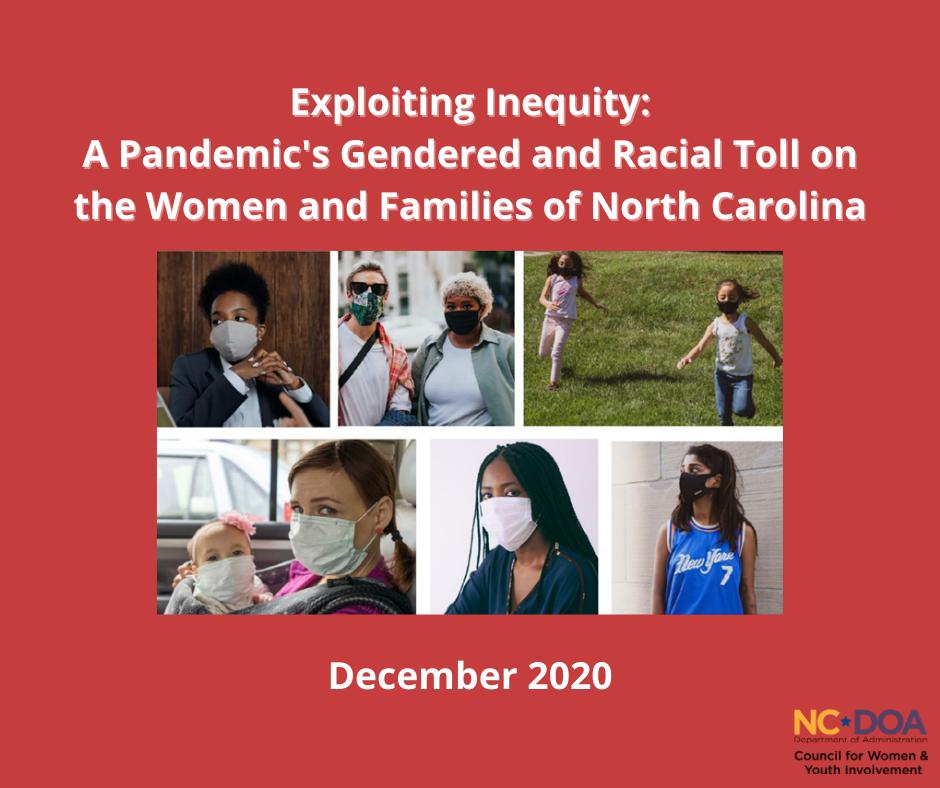 December 2020 Exploiting Inequity Report