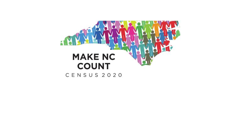 Make NC Count Logo