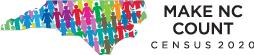 NC Census 2020 Logo