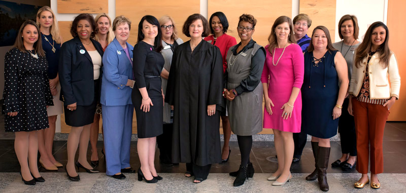 Council for Women Commission Members