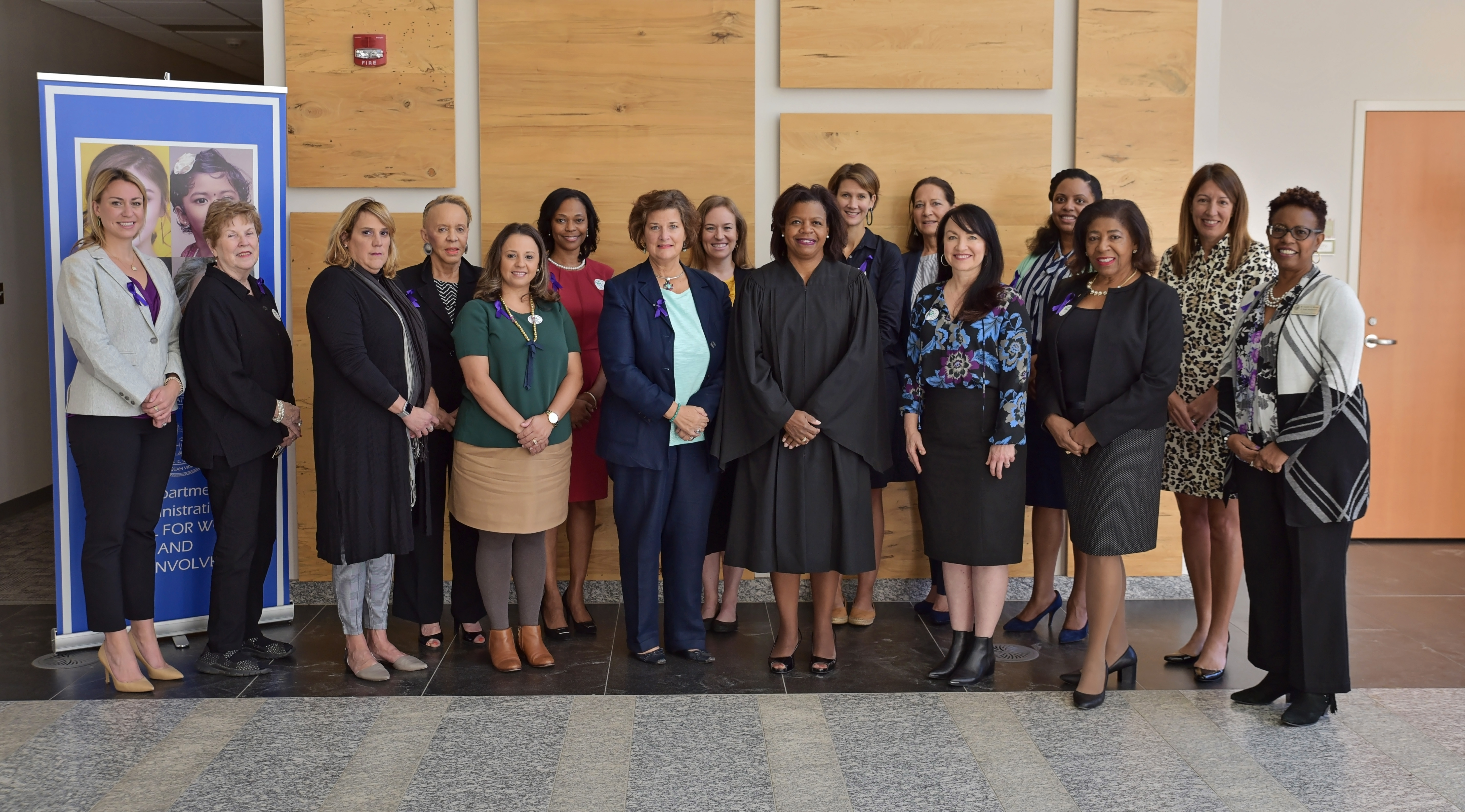 Photo of the Council for Women Advisory Board