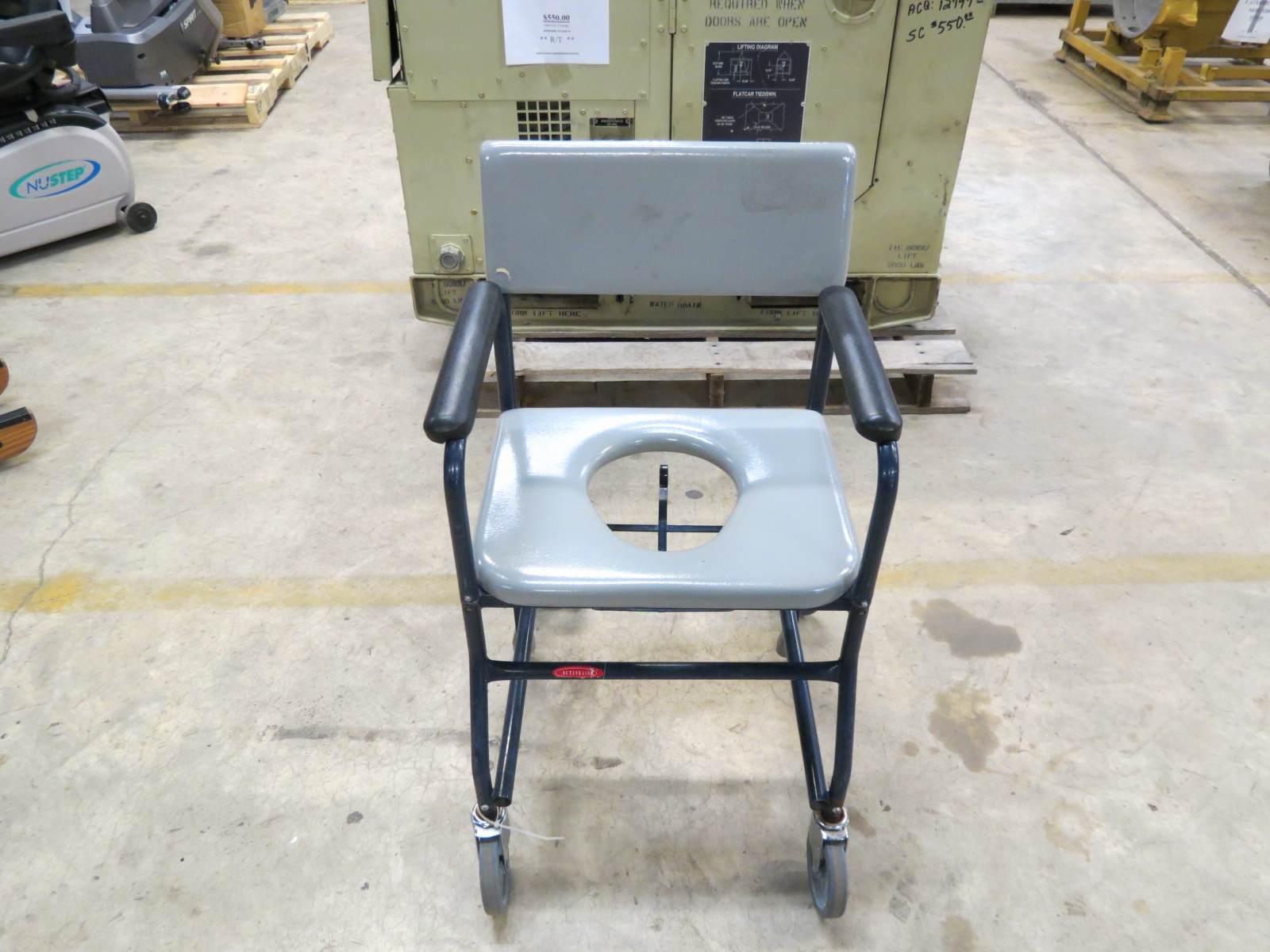 Assistance Seat