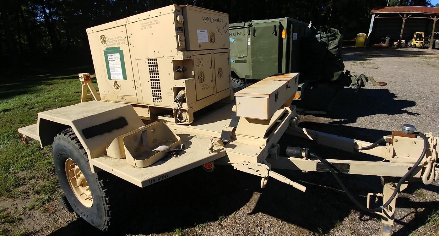 Generator 5 kw 10-12-18