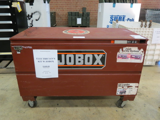 Jobox Electricians Box