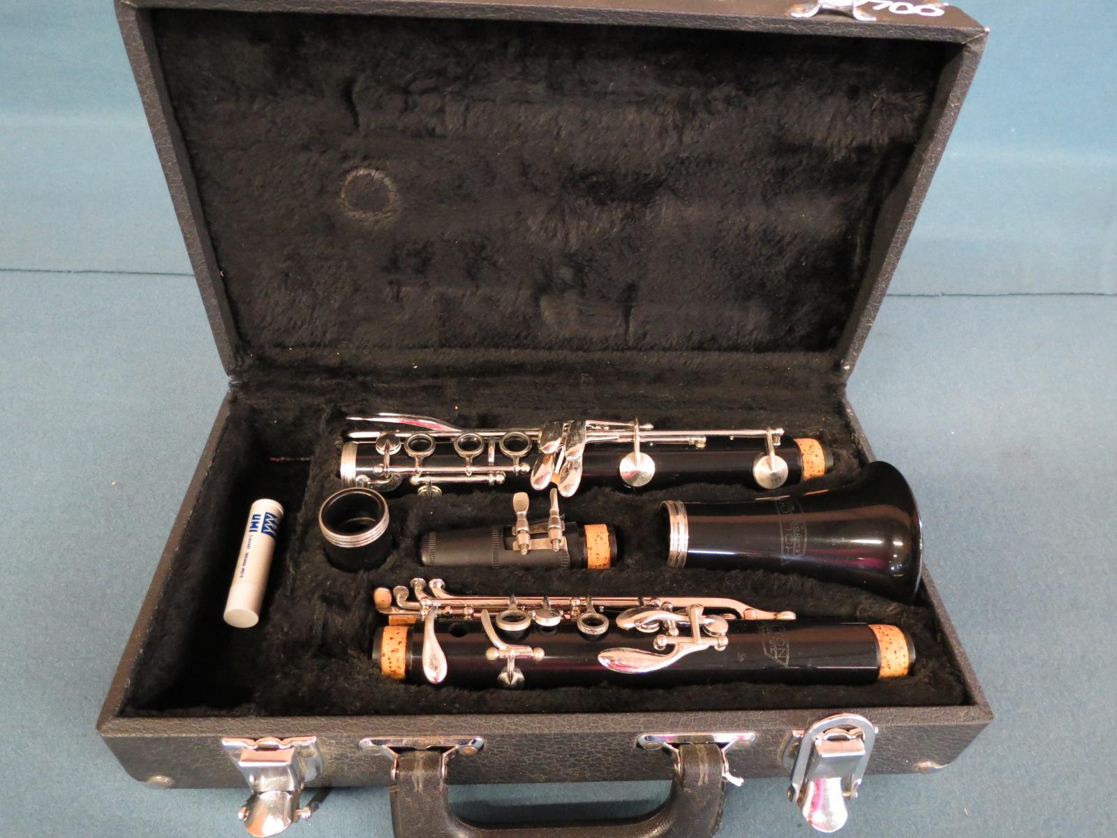 Plastic Clarinet