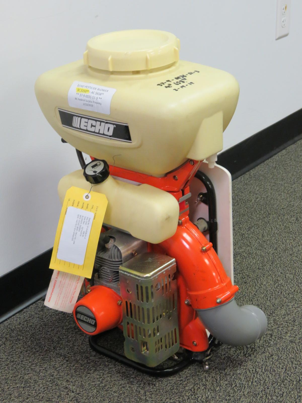 Pesticide Blower