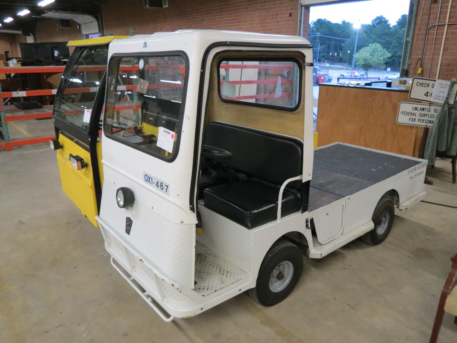 Taylor Dunn Cart
