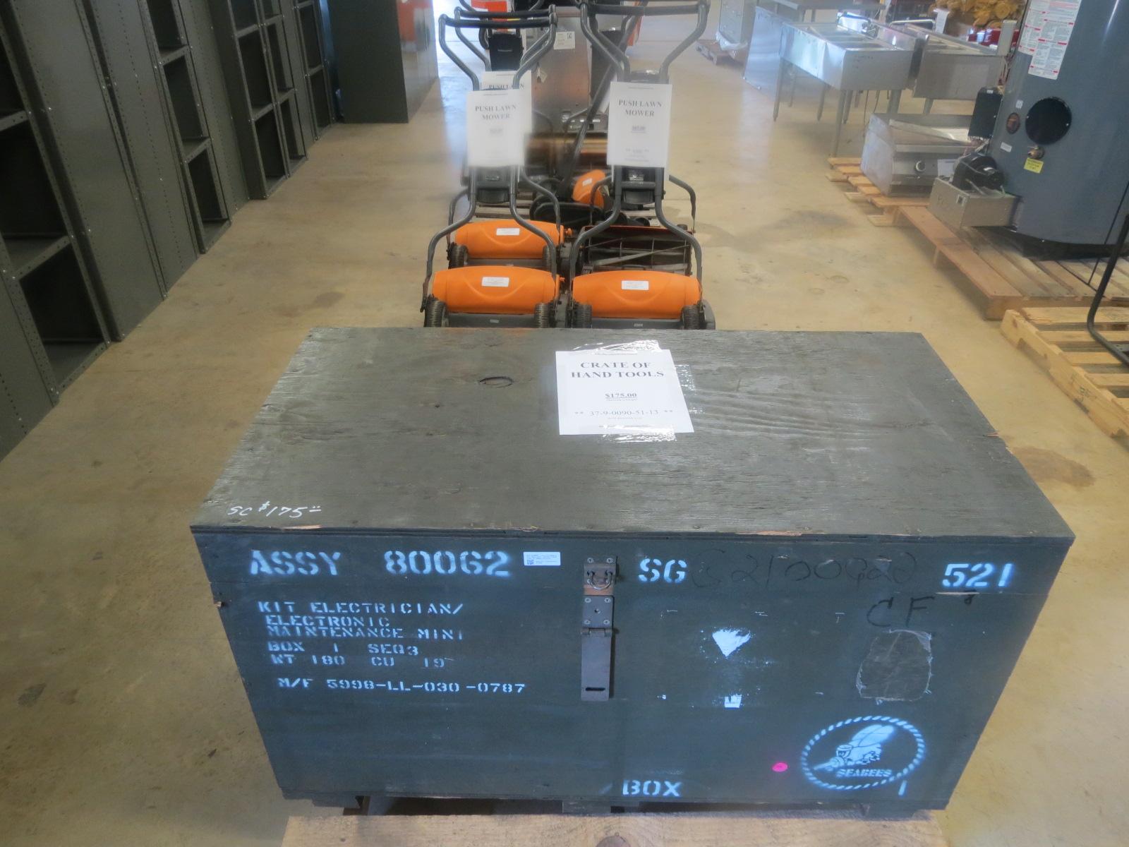 Tool Crate