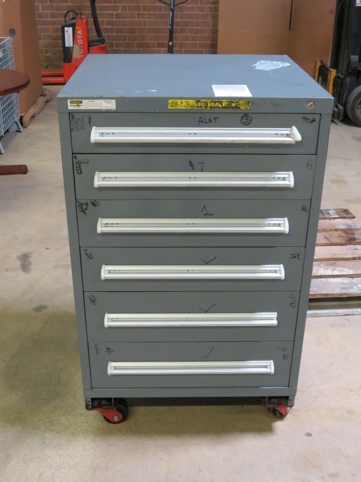 Vidmar Tool Cabinet