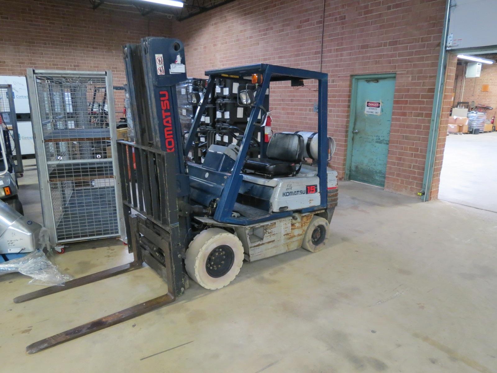 Komatso Forklift