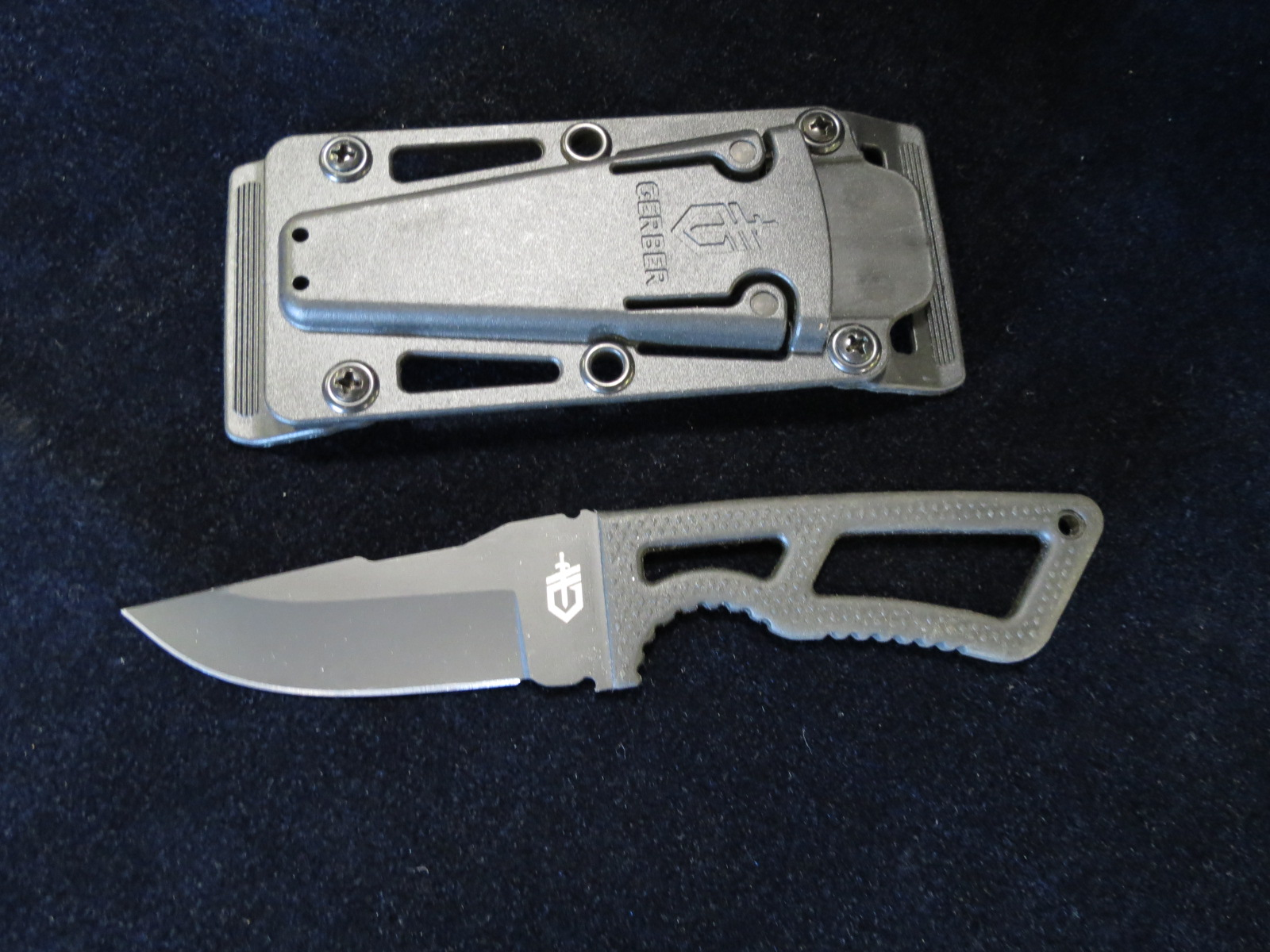 Gerber Fixed Blade Knives
