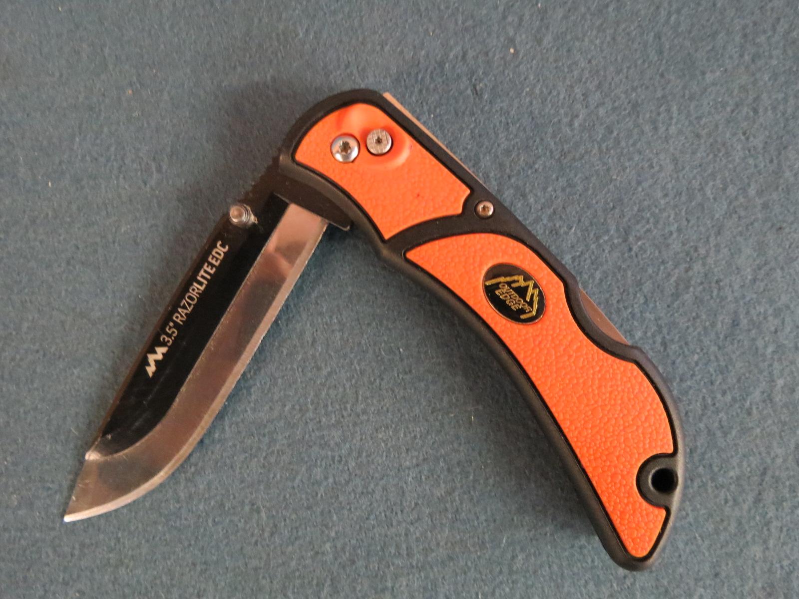 RazorLite Knives