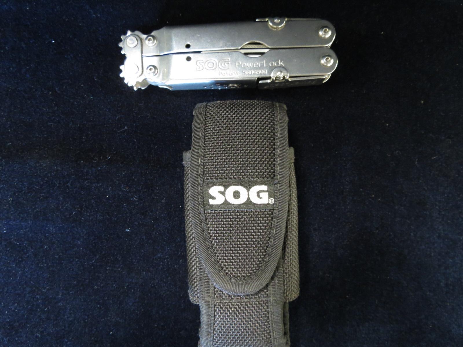 SOG Multi-Tools