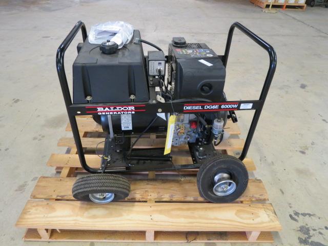Baldor Generator