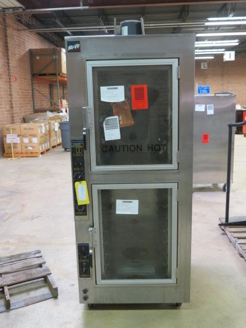 NU-VU Oven/Proofer