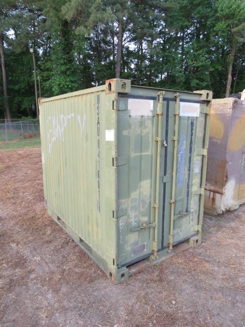 Quad container