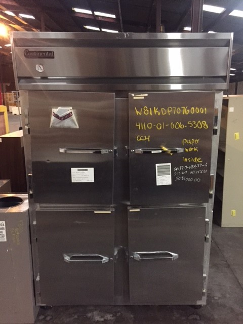 Continental Refrigerator 2R-HD