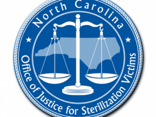 NC Office of Justice for Sterilization Victims logo