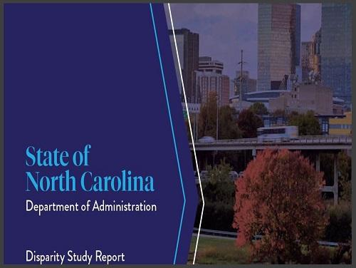 NC Disparity Study Report
