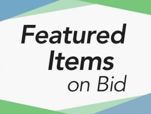 Featured Items on Bid