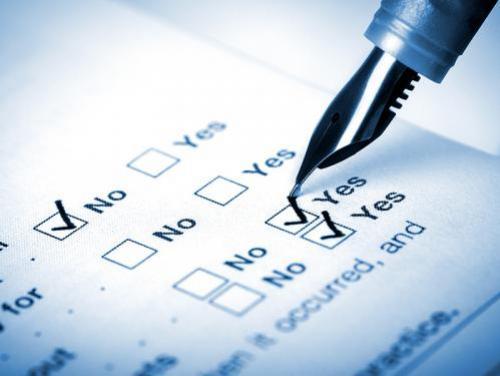Pen checking off checkbox