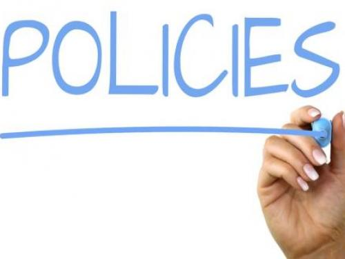 Policies and Forms