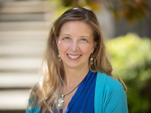 Communications Director Julia Hegele