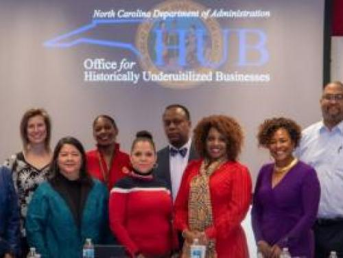 NC HUB Team
