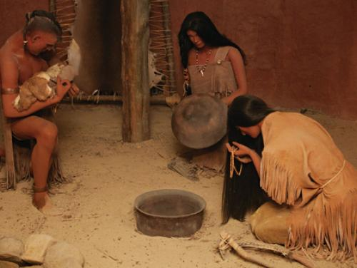 Town Creek Indian Mound: An American Indian Legacy
