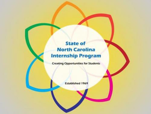 State of NC Internship Program Logo