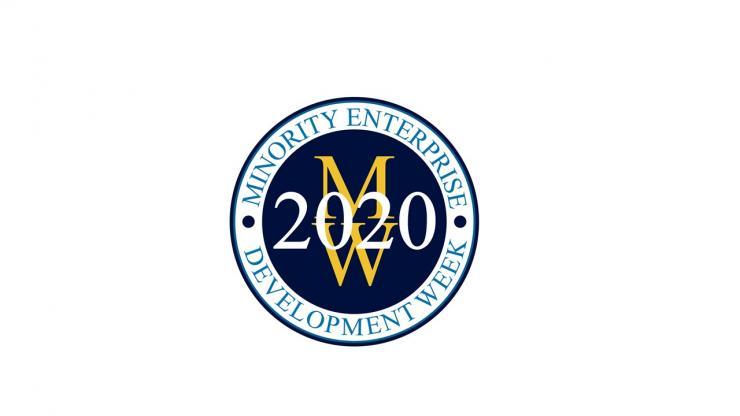Minority Enterprise Development Logo