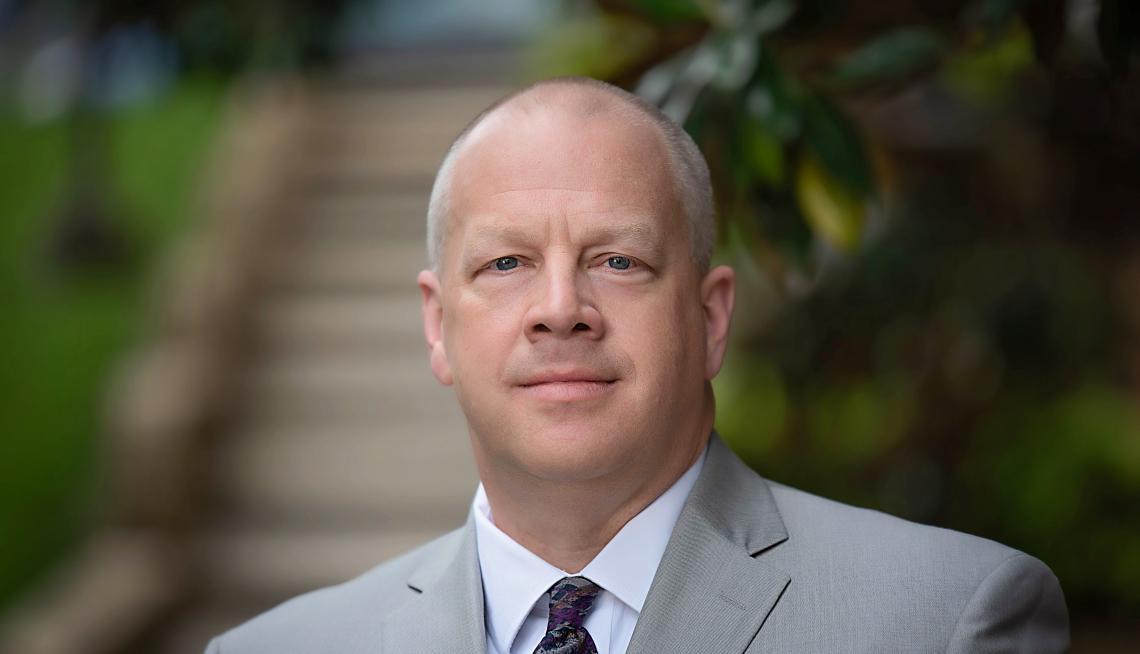 Chief Deputy Secretary Mark Edwards