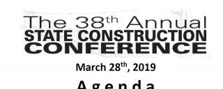 NC DOA: State Construction