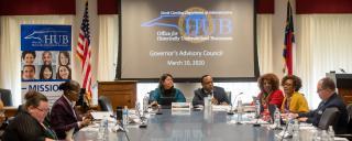HUB Advisory Council Meeting