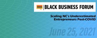 2021 Black Business Forum