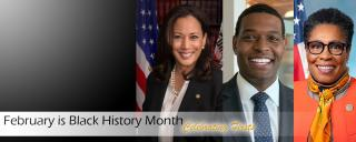 Black History Month - Celebrating Recent Firsts