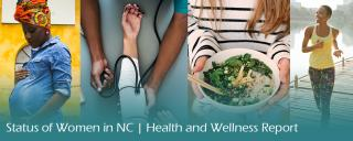 2019 Status of Women in North Carolina: Health & Wellness Report