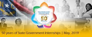 2019 State of NC Internship Program