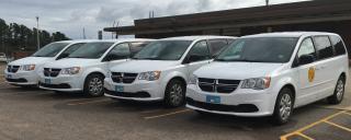 MSC Courier Vans