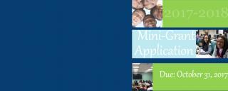 2017-18 Mini-Grant Program