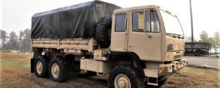 Military Terrain Vehicle