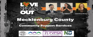 Mecklenburg County: Love Speaks Out