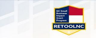 Retool NC logo