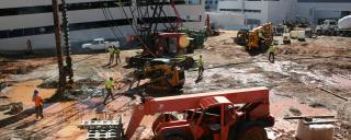 Big Four Hazards in Construction