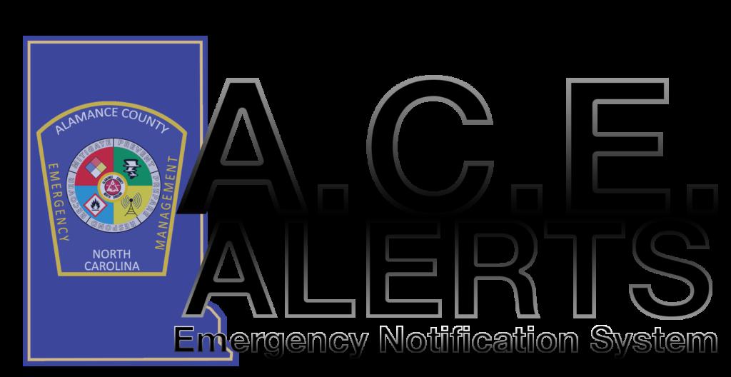 ACE alerts