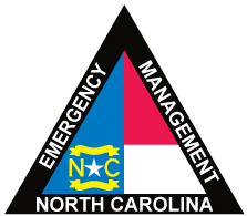 NCEM triangle logo