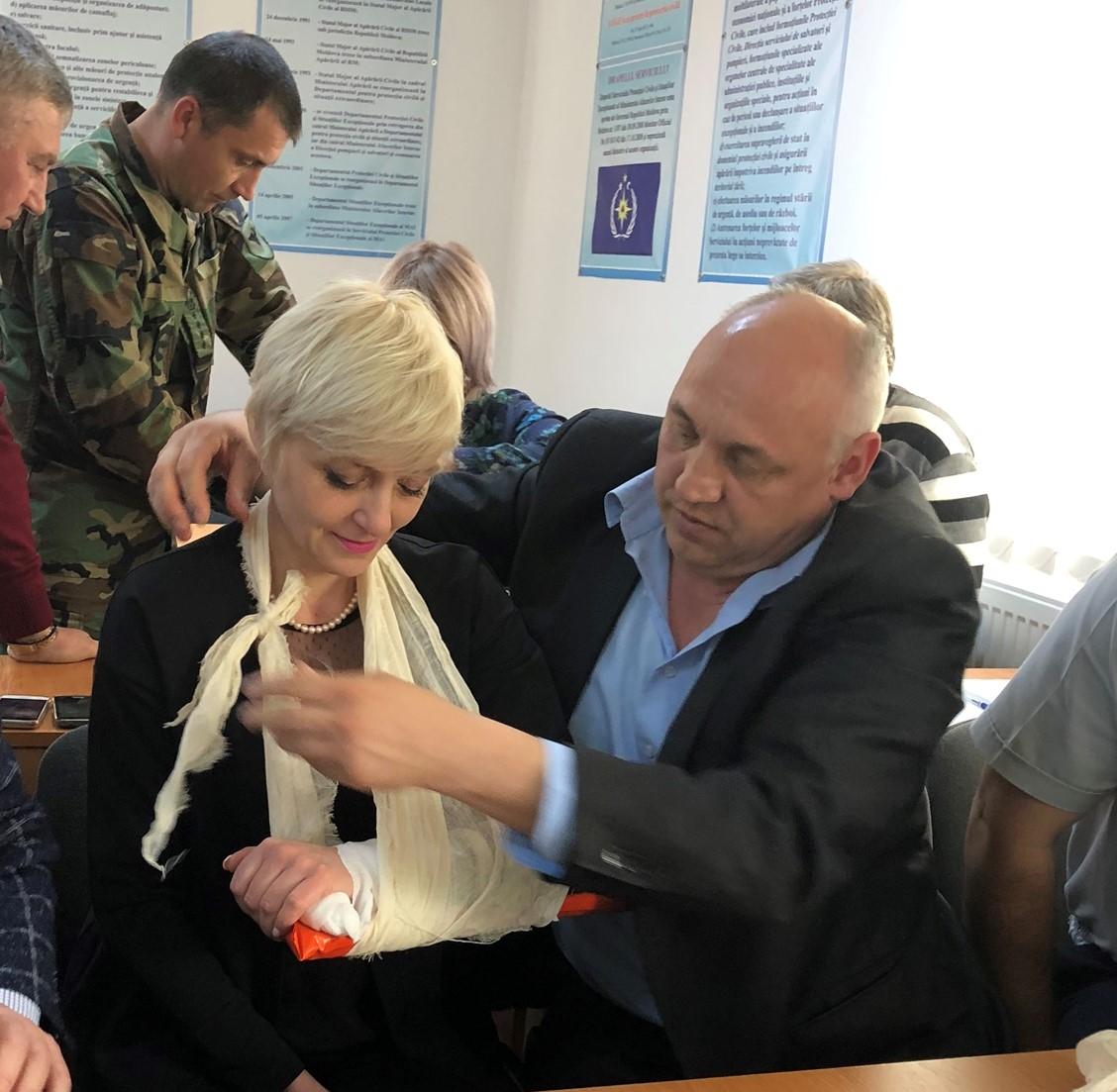 CERT class members in Moldova